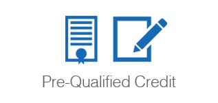 Pre Qualified Credit image link